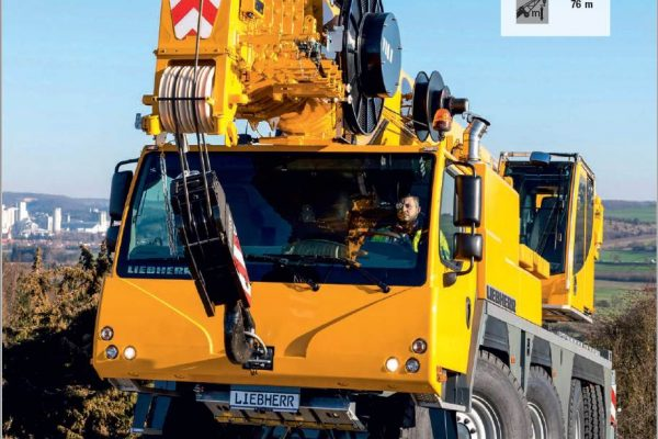 All Rounder Liebherr